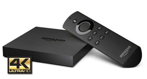 Amazon Fire TV Apps 4k