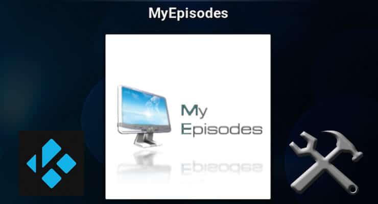 Kodi MyEpisodes Addon image
