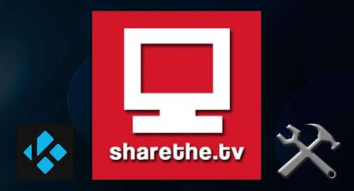 Kodi ShareThe TV Addon image