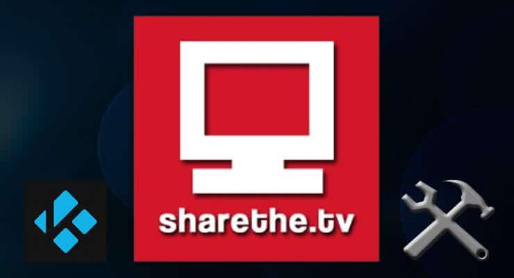 Kodi ShareThe TV Addon image
