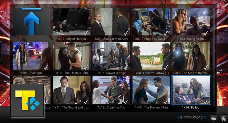 Kodi Tvshow Time Addon Image