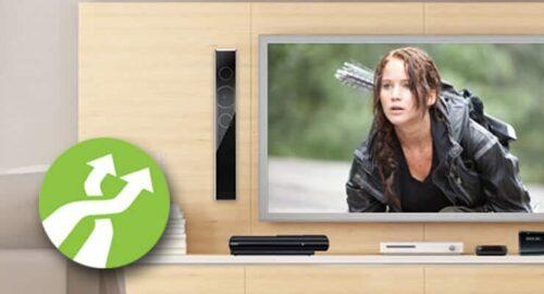 Mezzmo Fire TV App image