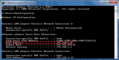 Steam on Raspberry Pi IP Address
