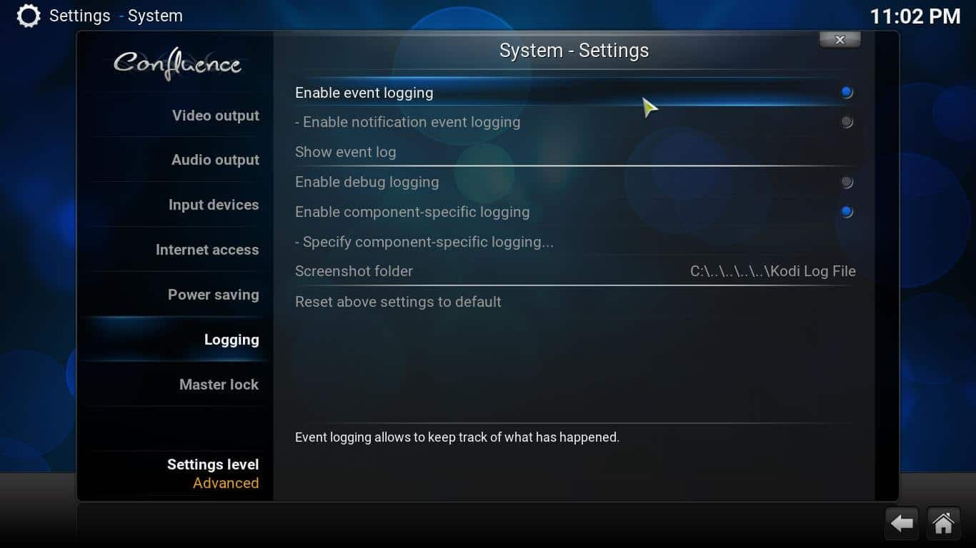 Guide: How to get Kodi Log file and use it to solve Kodi issues?