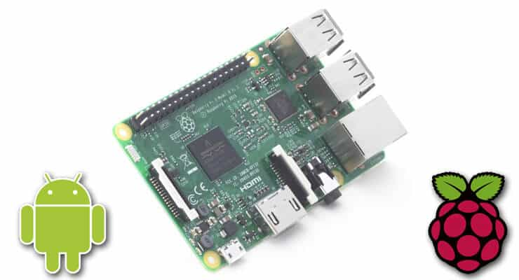 Android On Raspberry Pi Image