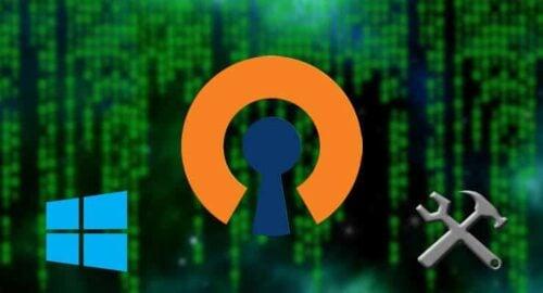 Install OpenVPN on Windows image
