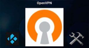 Install Kodi OpenVPN addon image