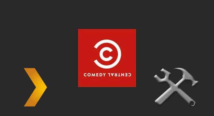 Plex Comedy Central Channel image