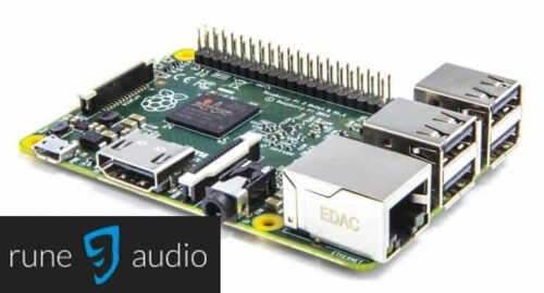 Raspberry Pi Music Player image