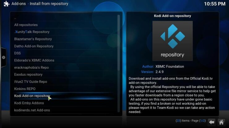 Kodi SoundCloud plugin repository