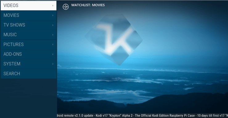 Best Kodi themes for Raspberry Pi Refocus