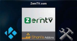 Kodi ZemTV Addon image