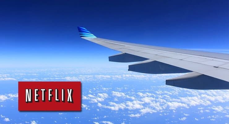 Netflix In-Flight image