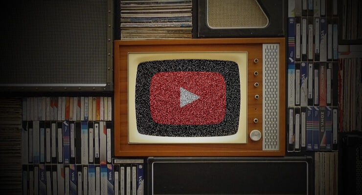 YouTube Live TV image