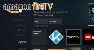 Install Kodi on Fire TV with adbLink