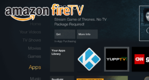 Install Kodi on Fire TV with adbLink