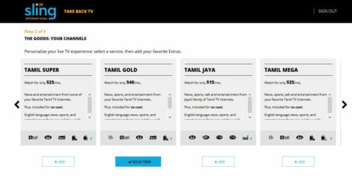 Sling TV Subscription Costs