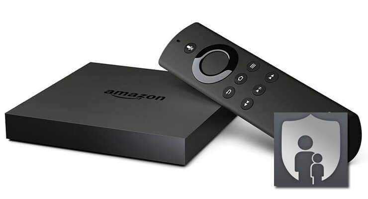 Fire Tv Parental Controls Image