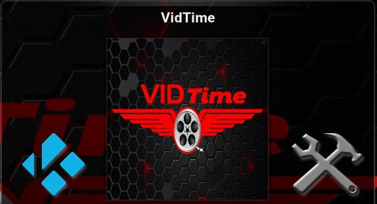 Kodi VidTime Addon featured