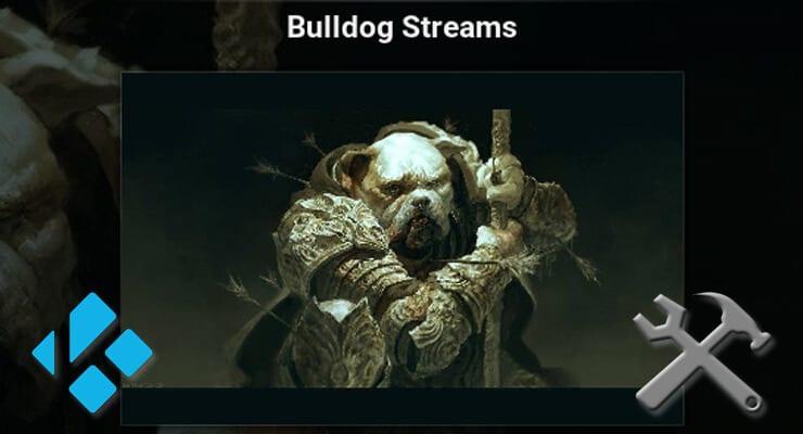 Kodi Bulldog Streams Addon