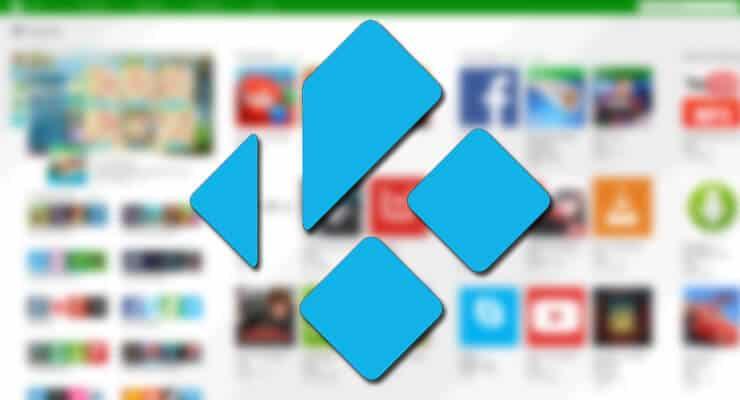 Kodi Windows Store Image
