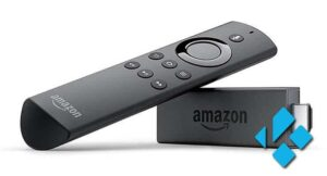 Kodi can still be used on Amazon Fire TV Stick 2