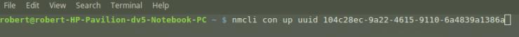 auto connect openvpn linux command