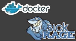 Sickrage in Docker