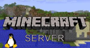 Debian Minecraft Server install