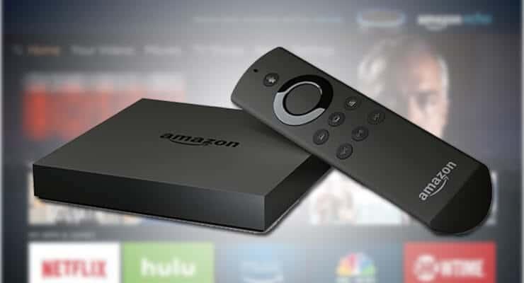 Amazon Fire TV Interface featured