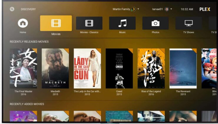Plex Kodi Integration Combine Plex and Kodi