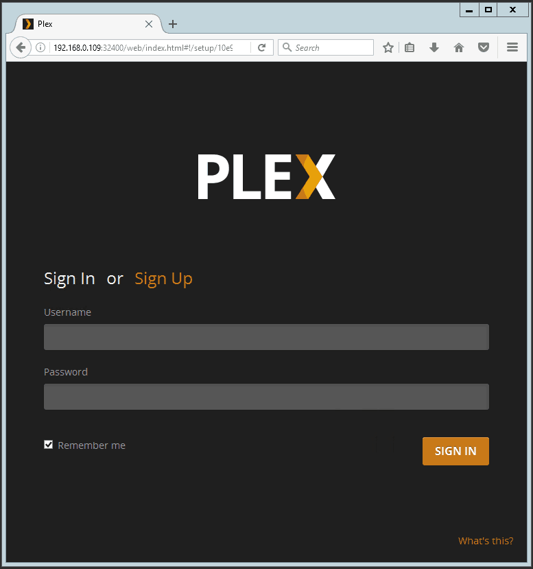Install Plex using Docker - Media Server to Share and Stream