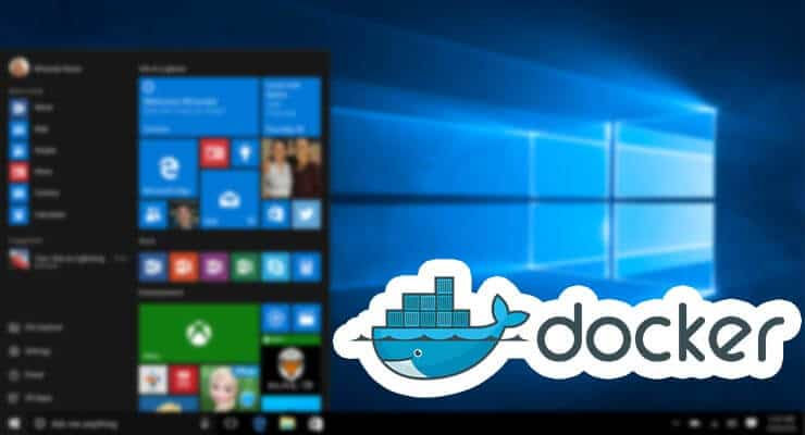 Guide: Install Docker on Windows 10 (64 bit Pro, Ent, and