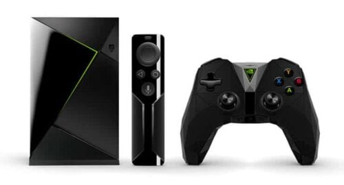 sling tv review - nvidia shield tv