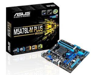 4K Gaming HTPC - ASUS M5A 781L Micro ATX