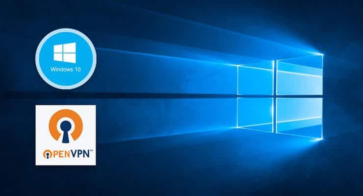 Auto Connect To Openvpn Windows Image
