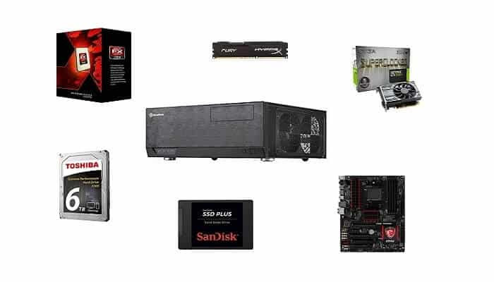 Best Home Theater PC Build 2017