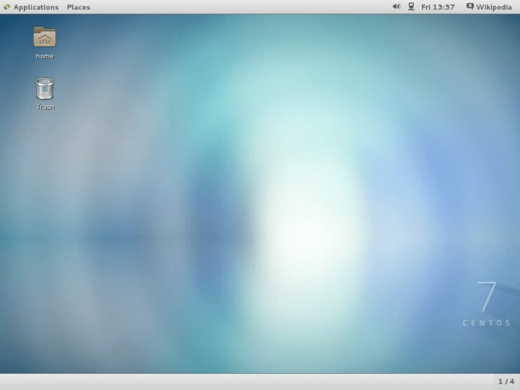 Centos 7 Makes For One Of The Best Linux Home Server Distros.