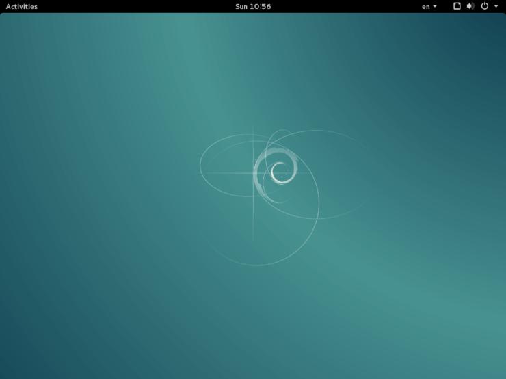Debian-Server