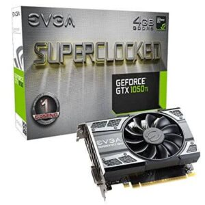 EVGA GeForce 1050 for Best HTPC Build 2017