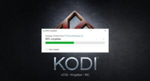 How to Copy Kodi Profiles from one Device to Another?