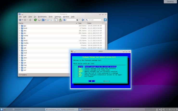 Best Distros for Home Server - Slackware-UI