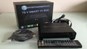 Ebox T8 V Smart Box