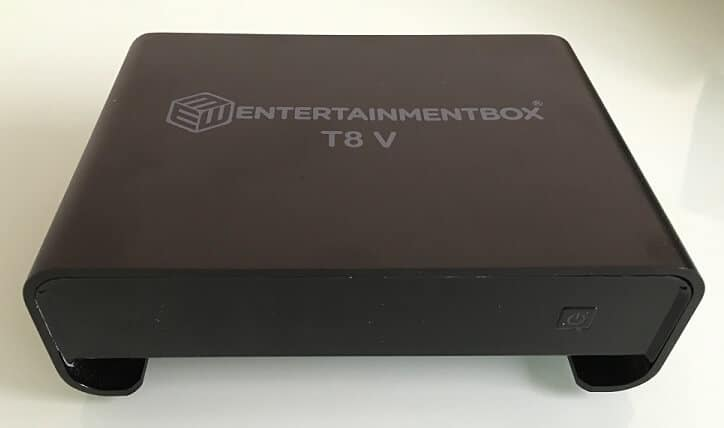 Entertainment Box T8 V Smart TV Kodi