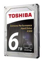 Internal Toshiba X300 SATA Hard Disk