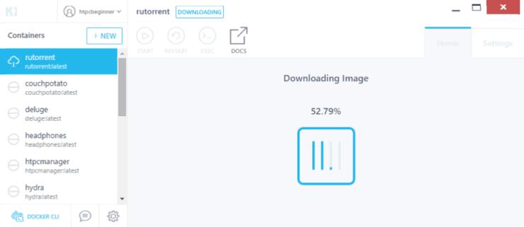 RuTorrent Docker Hub Download