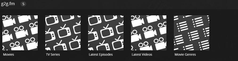 g2g tv series episodes