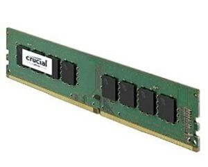 best 4k kodi htpc - Crucial 4GB DDR4 2133 DIMM