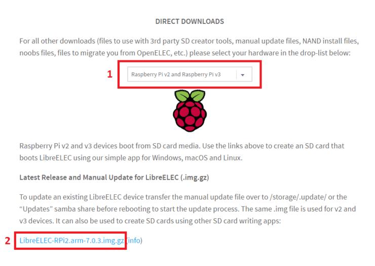 How to install LibreELEC on Raspberry Pi3 - Kodi Media Center