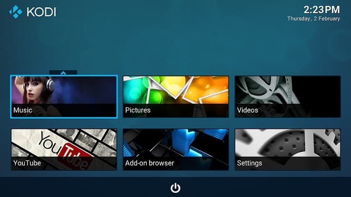 Fire TV Kodi Skins 2017 - Titan Kodi Theme